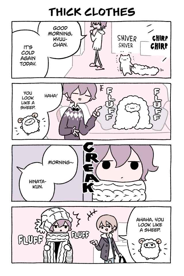 Wonder Cat Kyuu chan Ch. 217 Thick Clothes