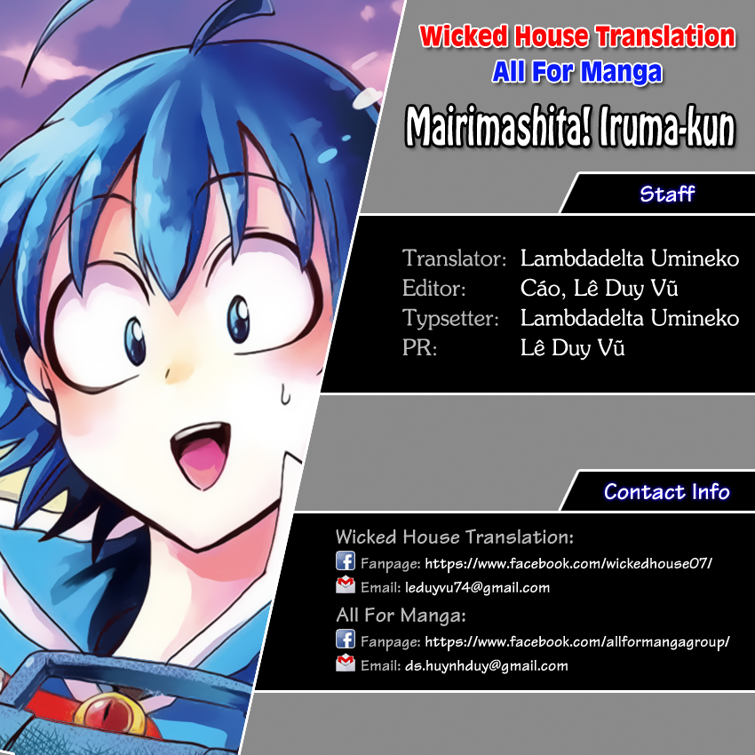 Mairimashita! Iruma kun Vol. 5 Ch. 37 Glorious Commendation