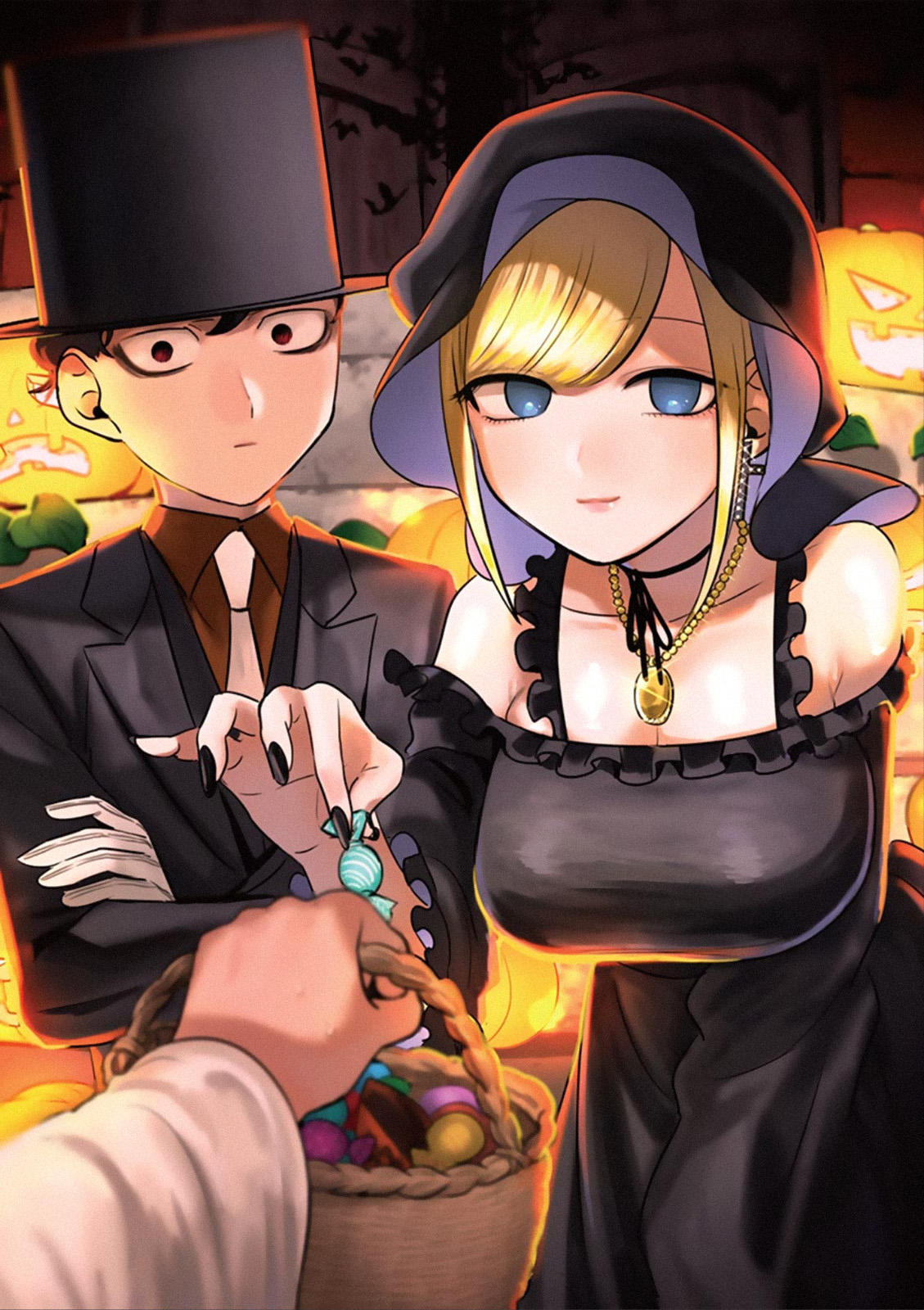 The Duke of Death and His Black Maid Ch. 57.1 Halloween Special