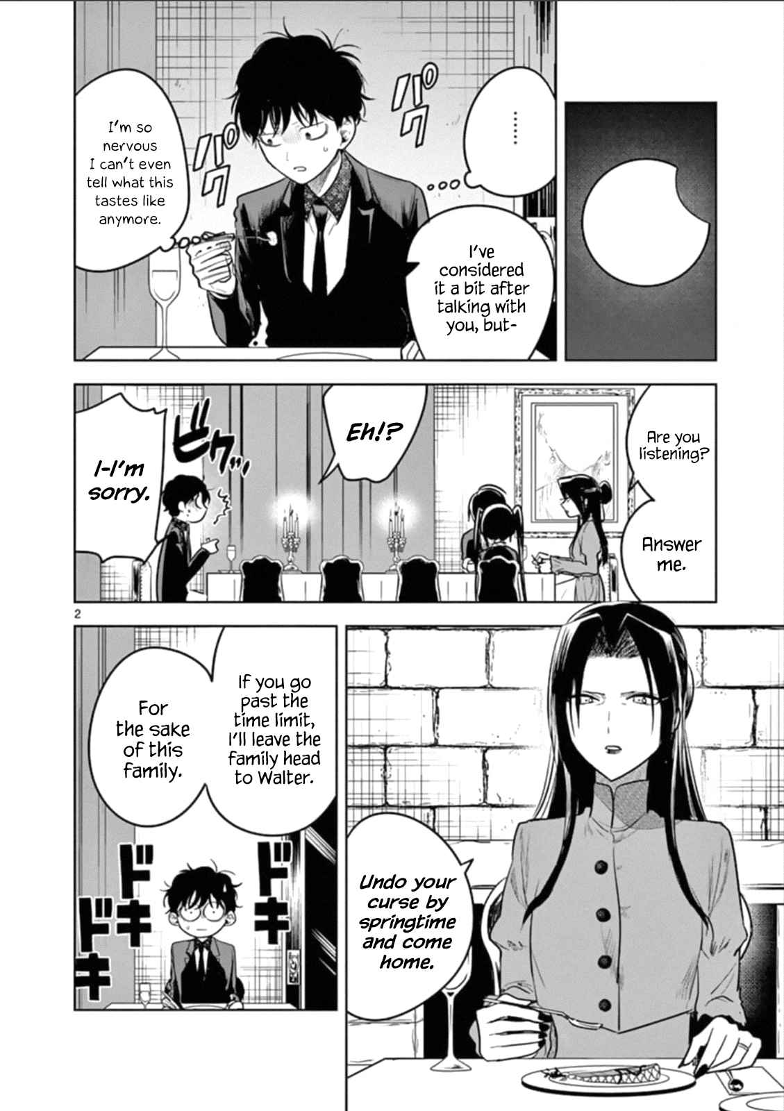 The Duke of Death and His Black Maid Ch. 67 Main Estate (4)
