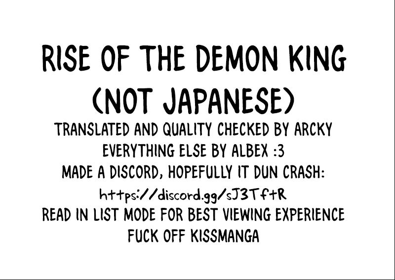 Rise of The Demon King Ch. 9 Fight